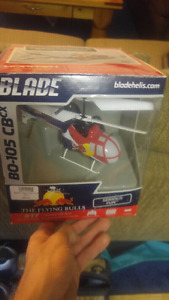 Blade indoor helicopter