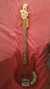 Musicman Stingray 1994 USA trade/echange