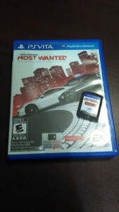 Need for Speed: Most Wanted for PS Vita