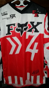 New Motocross clothes