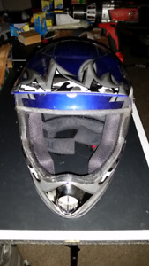 EVOS Adult Motocross Helmet