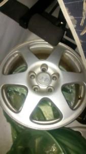 Hyundai Sonata wheels rims