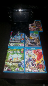 Wii U and 5 Games