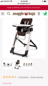 Peg perego high chair - NEW!