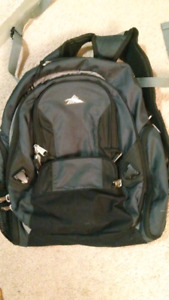 Hiking or camping backpack
