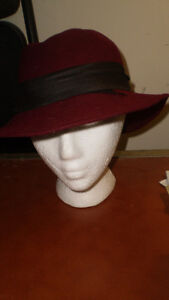 Hat , burgundy- London Ontario image 1