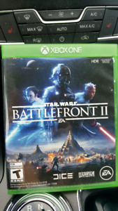 Star wars battlefront 2 for Xbox 1