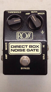 Ross Direct Box Noise Gate
