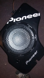 Pioneer 10inch DVC inclosed