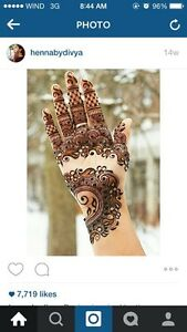 Eid Henna Kitchener / Waterloo Kitchener Area image 7