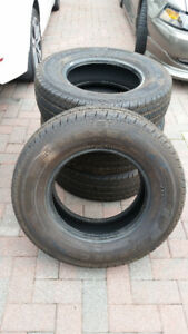 "FORD E250/E350 Brand New Nexen Roadians Load Range E - 16"" Tires"