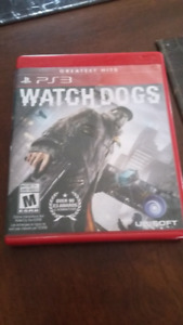 Watch Dogs PS3 For Sale