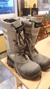 Dakota winter steel toe boots