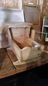 Hand Made solid wood items