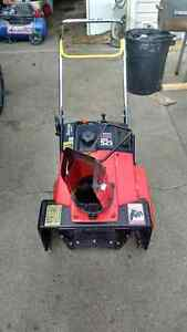 Honda snowblower HS 521