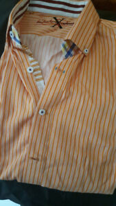 SP SHIRTS ROBERT GRAHAM IN M, L, XL,AND XXL ALL NEW