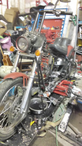 Project softail