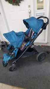 Baby Jogger City Select double stroller!