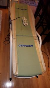 CERAGEM MASTER M3500 MASSAGE TABLE