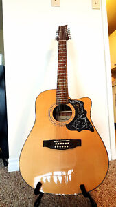 Mint 12 string guitar, solid wood - price reduced !!! Kitchener / Waterloo Kitchener Area image 1