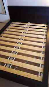 Full/double Ikea MALM bed frame