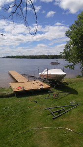 PRE ORDER YOUR DOCK SHOREDECKS AND BOAT RAMPS FOR SPRING