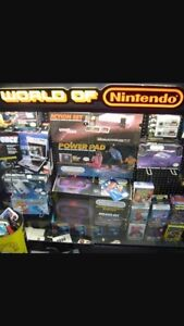Looking to buy an old video game display case