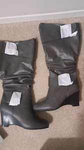 Boots size 8.5