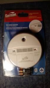 Garrison Battery operated Carbon Monoxide Detector