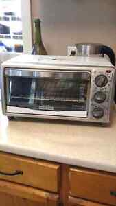 Black And Decker Countertop Oven Not Working : Local Deals on Toasters & Toaster Ovens in City of Halifax Home ...
