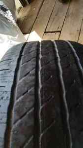 Set of 4 Michelin Tires A/S  P275/65/R18