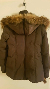 Rudsak khaki winter coat. XL