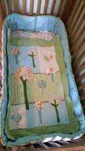 Pottery Barn Crib Bedding - Brooke London Ontario image 3