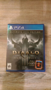 Diablo 3: Ultimate Evil Edition for PS4 - Excellent Condition