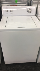 27'' SIDE BY SIDE WASHER & DRYER