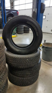 Set of Four(4) Michelin A/T2 LT275/65R20 Tires