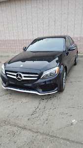 2015 Mercedes-Benz C-Class C400 Sedan