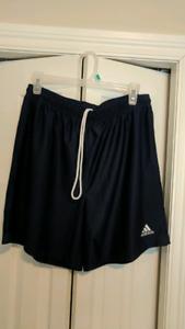 Mens Adidas shorts size XL