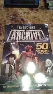 Doctor Who - The Archive: 50 Years of Time Travel