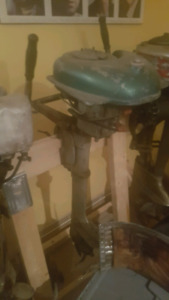 Gale 5hp Vintage Outboard