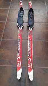 Cross Country Skis, bindings & boots in Crowsnest Pass