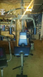 IMPEX COMPETITOR UNIVERSAL HOME GYM