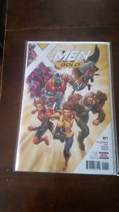 Controversial xmen gold #1