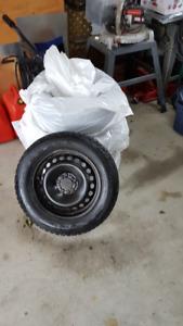 Snow Tires & Rims