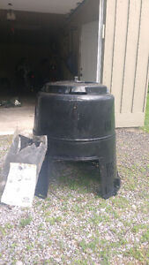 Norseman Earth Machine composter