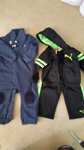 2 Outfits 12mths and 18 mths