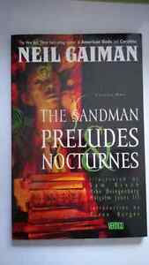 Sandman Vol.1 Preludes and Nocturnes paperback graphic novel