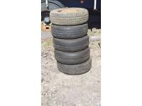 195/65 R15 car wheels & tyres