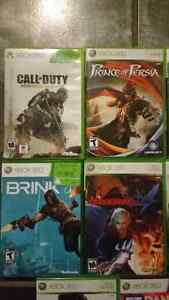 Xbox 360 games -$55 for all London Ontario image 2
