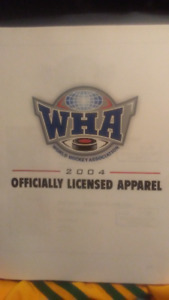 WHA Hockey Jerseys